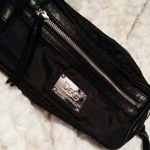 DOLCE & GABBANA Black Cosmetic Bag